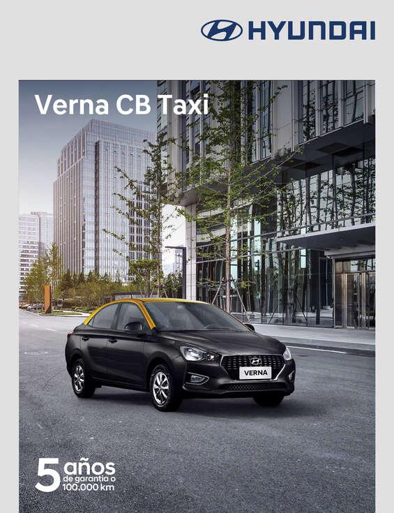 Ofertas de Hyundai, Verna Taxi