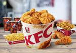 Ofertas de KFC, promos