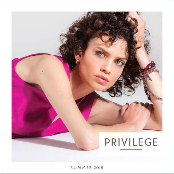 Ofertas de Privilege, Summer 2018