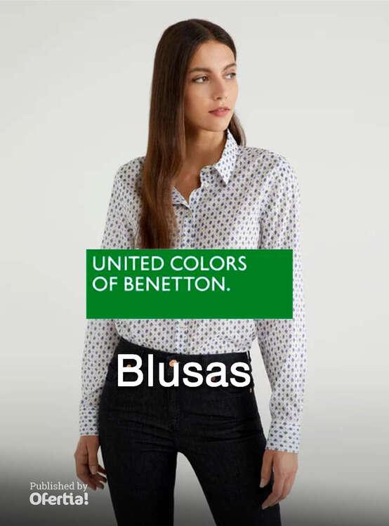 Ofertas de Benetton, Blusas