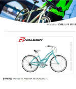 Ofertas de Belda Bikes, Bicicletas City
