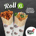 Ofertas de China Wok, Roll XL