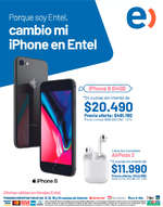 Ofertas de Entel, Cambio Mi iPhone